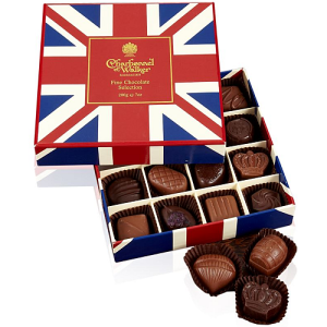 Charbonnel Et Walker 16 Piece Dark And Milk Chocolate Selection 200g