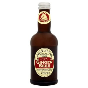 Fentimans  Botanically Brewed Traditional Ginger Beer 275ml