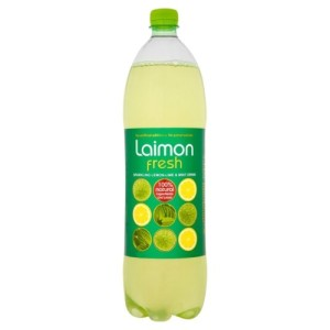 Laimon Fresh Lemon, Lime & Mint Natural Soft Drink 1.5L