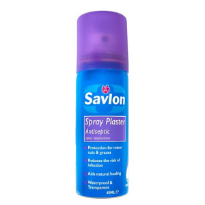 Savlon Antiseptic Spray Plaster 40ml