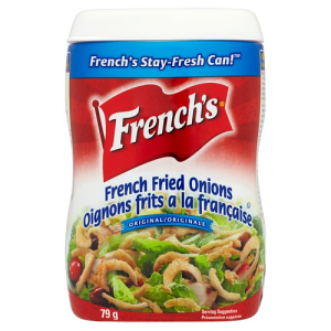 French's French Fried Onions 79g