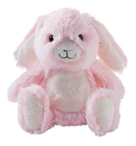 Cozy Hotties Pink Bunny With A Microwaveable Lavender Scented Insert