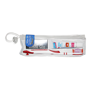 White Glo Toothpaste Travellers Pack