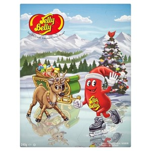 Jelly Belly Advent Calendar 240g