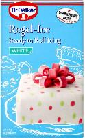 Dr. Oetker Regal-Ice Ready to Roll White Icing 1kg