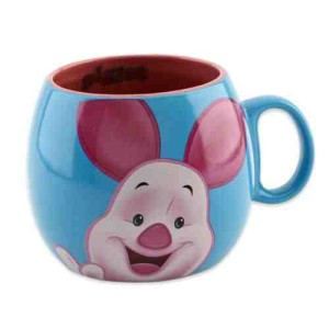 Disney Piglet Barrel Mug 400ml