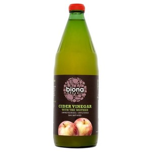 Biona Organic Cider Vinegar Unfiltered with The Mother 750ml