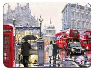 Jason Streets of London 6 Placemats