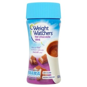 Weight Watchers Hot Chocolate Drink With Real Chocolate 220g