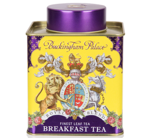 Buckingham Palace Breakfast Loose Leaf Tea Caddy 125g
