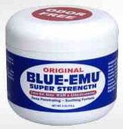Krem Blue-Emu Original, Super Strength, with Emu Oil 118g