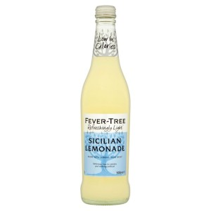 Fever-Tree Refreshingly Light Sicilian Lemonade 500ml