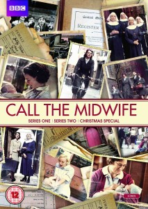 Call the Midwife Collection - Series 1-2 + Christmas Special DVD