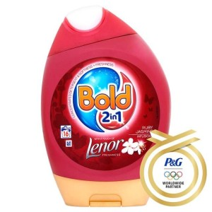 Bold 2 in1 Ruby Jasmine Gel 591ml