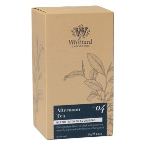 Whittard of Chelsea Afternoon Tea 50 Traditional Tea Bags