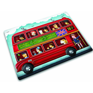 Joseph Joseph London Bus Worktop Saver 40cm x 40cm