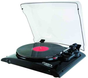 ION Profile Pro USB turntable