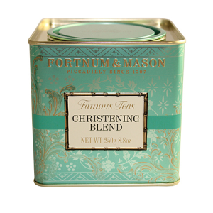 Fortnum & Mason Christening Blend Loose Leaf Tea 250g Tin