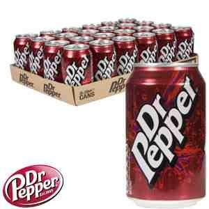 Dr Pepper 24 x 330ml