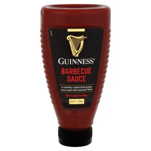 Guinness Squeezy Rich & Smoky Barbecue BBQ  Sauce 330g