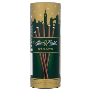 After Eight Dark Chocolate Mint Straws 110g