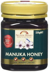 Nelson New Zealand  Raw Manuka Honey 30+ 500g  (1)