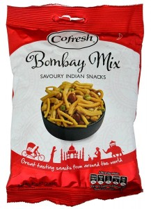 Cofresh Bombay Mix Savoury Indian Snack 80g