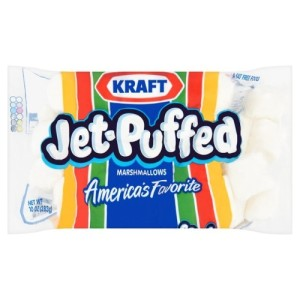 Kraft Jet-Puffed Marshmallows Regular 283g