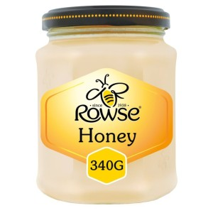 Rowse Pure & Natural Set Blossom Honey 340g