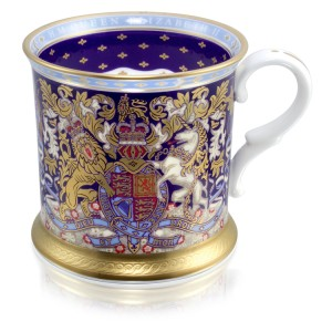 Buckingham Palace Longest Reigning Monarch Commemorative Tankard 250ml