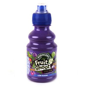 Robinsons Fruit Shoot Blackcurrant & Apple 250ml