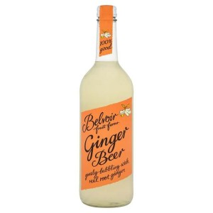 Belvoir Organic Ginger Beer Presse 750ml