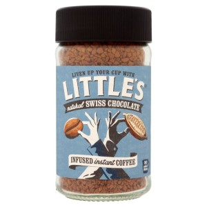 Little's Swiss Chocolate Flavour Infused Instant Coffee 50g