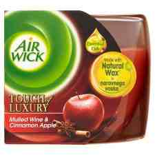Airwick Candle Mulled Wine & Cinnamon Apple