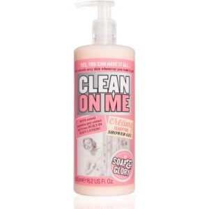 Soap & Glory Clean On Me® Creamy Clarifying Shower Gel 500ml