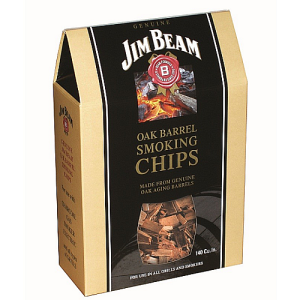 Jim Beam BBQ Oak Barrel Smoking Chips 600g