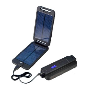 Powermonkey Extreme Waterproof Rugged Solar Powered  Charger