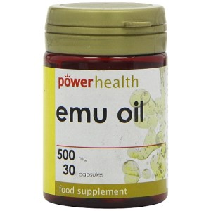 Power Health Emu Oil 30 Capsules x 500mg