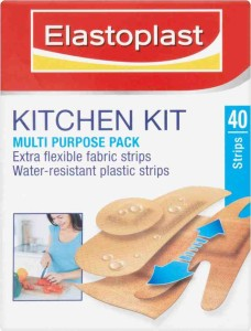 Elastoplast Kitchen Kit Multi Purpose 40 pack
