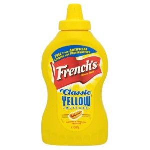 French's Classic Yellow Mustard 397g