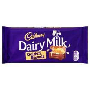 Cadbury Golden Biscuit Crunch 200g