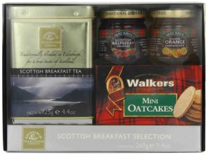 Edinburgh Tea and Coffee Company Scottish Breakfast Selection 269g