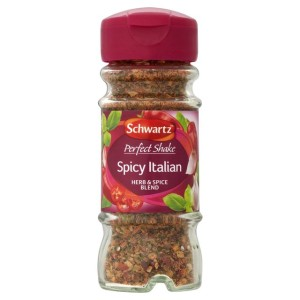 Schwartz Perfect Shake Spicy Italian Seasoning Jar 42g