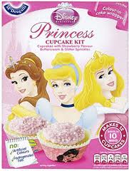 Mcdougalls Disney Princess Cupcake Mix 209g