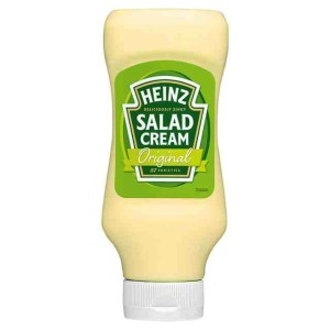 Heinz Squeezable Salad Cream 570g