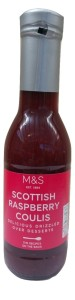 Marks & Spencer Scottish Raspberry Coulis