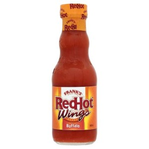 Frank's RedHot Buffalo Wings Sauce 148ml