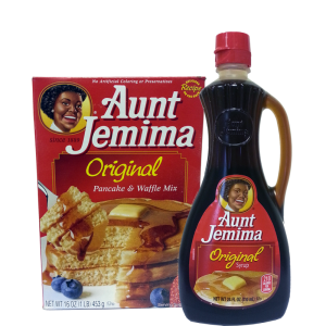 Aunt Jemima Original Pancake Mix & Syrup Set