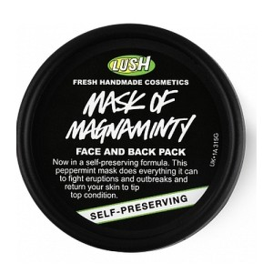 Lush Mask Of Magnaminty - Self-Preserving -Face And Body Mask
