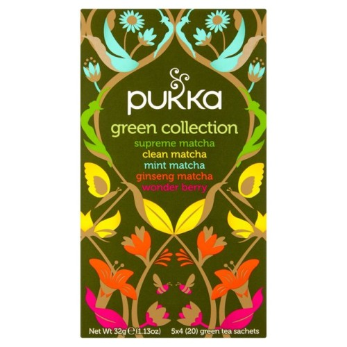 Pukka Green Tea Bags Collection 20 per pack.jpg